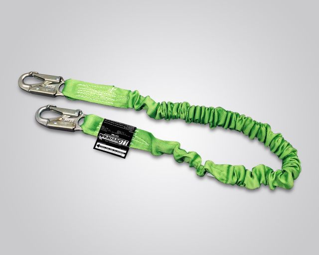 Miller Manyard II Stretchable  Shock-Absorbing Lanyards