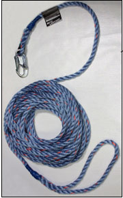 Miller 300L Rope Lifeline Series