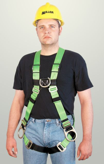 Miller HP (High Performance) Non-Stretch Harnesses