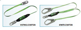 Miller HP Lanyards w/SofStop Shock Absorber