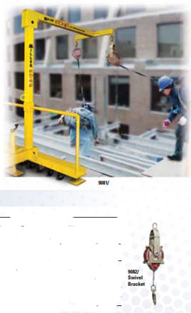 Miller Edge™ Fall Protection System