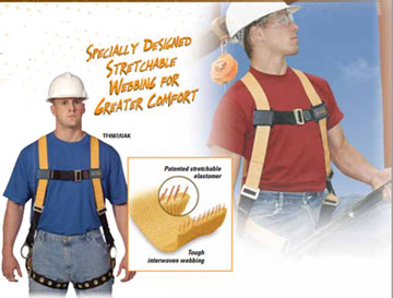 Miller Titan T-Flex Stretchable Harnesses