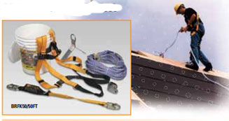 Miller Titan ReadyRoofer Fall Protection System