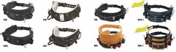 Miller Linemen's Belts