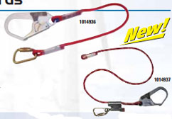 Miller Positioning & Restraint Lanyards