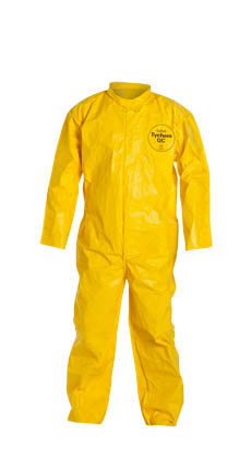 Dupont Coverall w/ Open Wrists and Ankles